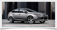 2013 Ford Focus, Front-quarter view, exterior, manufacturer