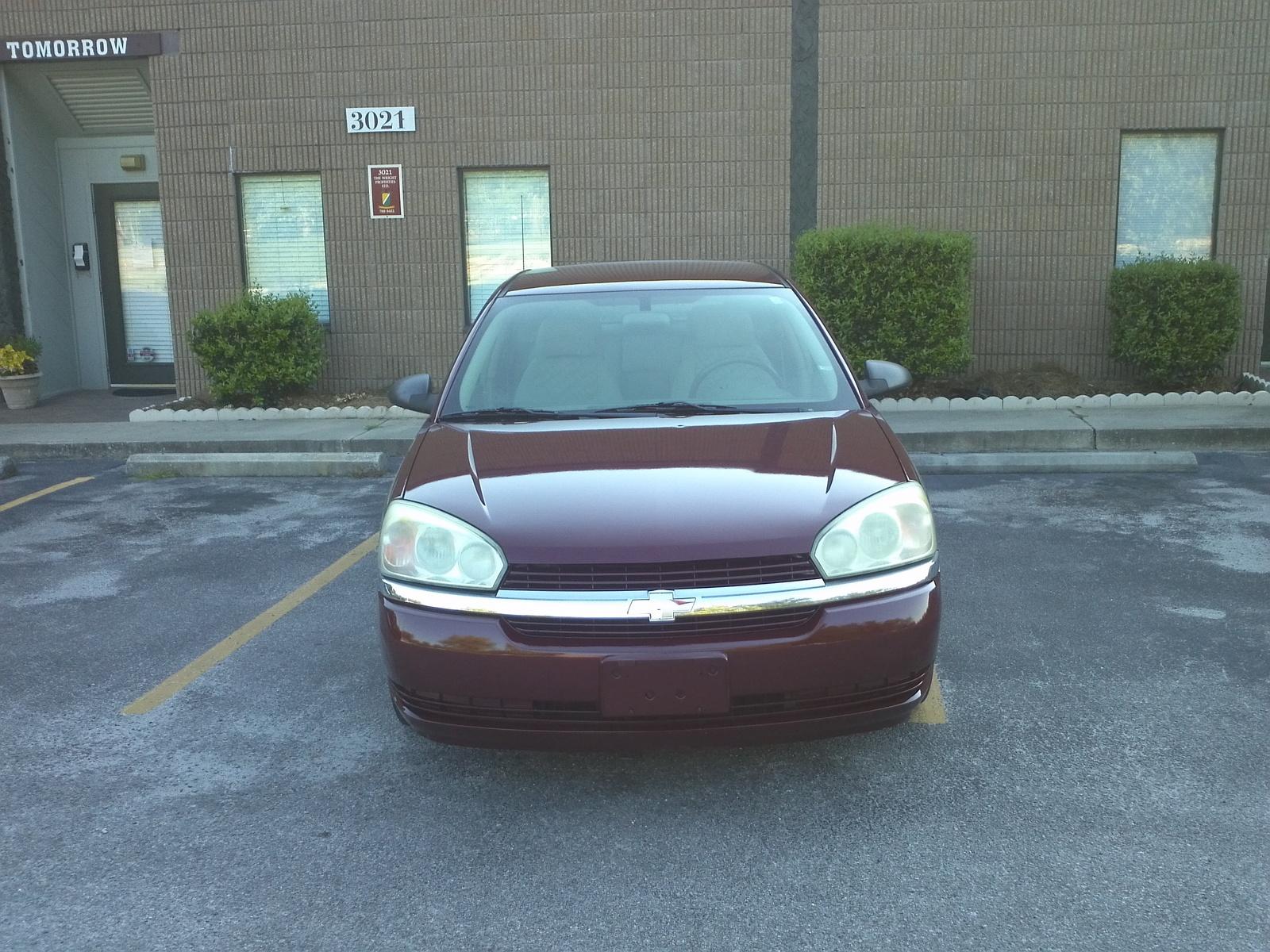 Used Chevy Trax Murray >> 2005 Chevrolet Malibu Maxx - Overview - CarGurus