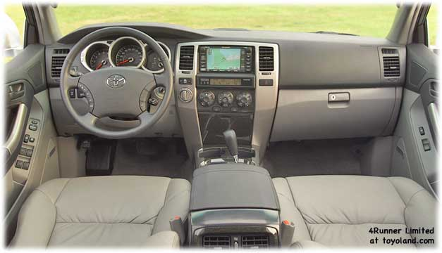 2005 toyota 4runner interior pictures cargurus. Black Bedroom Furniture Sets. Home Design Ideas