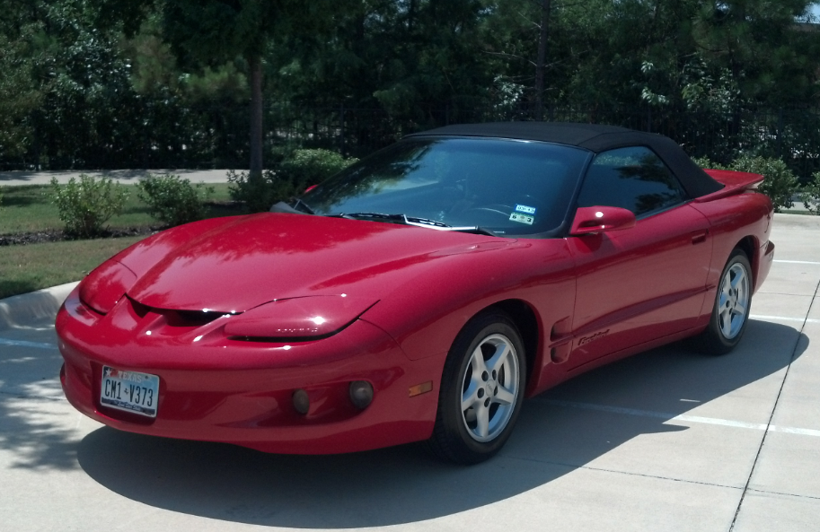 2001 Pontiac Firebird Related Infomation Specifications