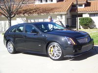 Picture of 2012 Cadillac CTS-V Wagon, exterior