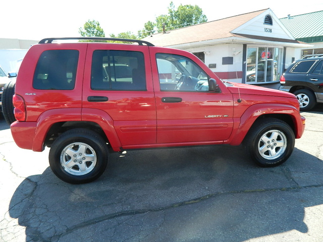2002 jeep liberty pictures cargurus. Black Bedroom Furniture Sets. Home Design Ideas