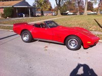 Picture of 1974 Chevrolet Corvette Convertible, exterior, gallery_worthy