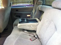 Picture of 2002 GMC Sierra 1500HD 4 Dr SLT 4WD Crew Cab SB HD, interior
