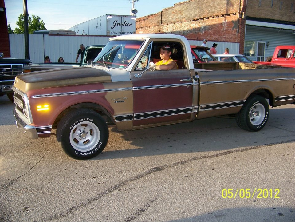 chevrolet c/k 10 questions - how much freon does a 1969 chevy c10