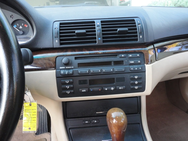 2001 bmw 3 series - interior pictures - cargurus
