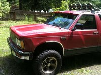 Picture of 1984 Chevrolet S-10 Blazer, exterior, gallery_worthy
