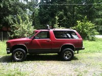 1984 Chevrolet S-10 Blazer Picture Gallery