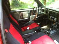 Picture of 1984 Chevrolet S-10 Blazer, interior