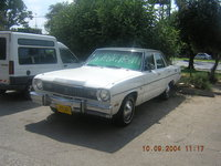 1975 Plymouth Valiant, My Valiant front and side., exterior