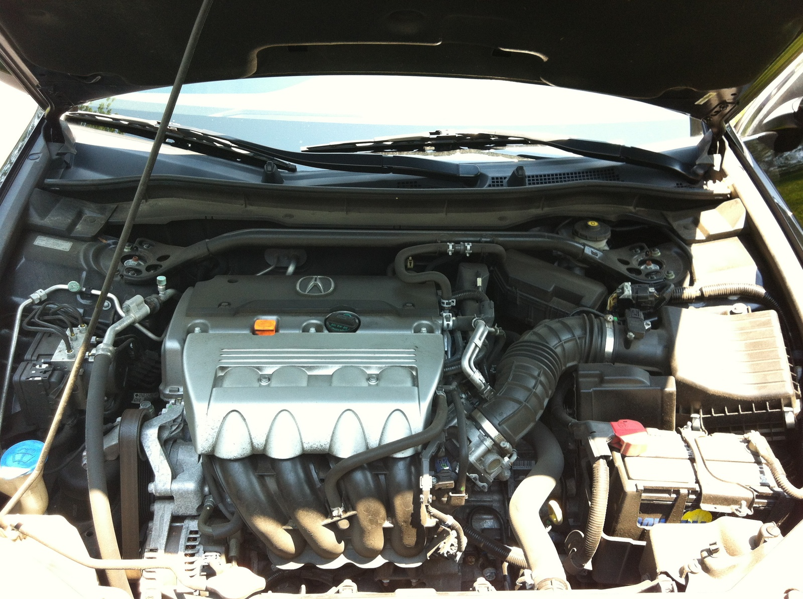 Picture of 2009 Acura TSX Base w/ Tech Pkg, engine