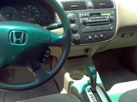 Picture of 2001 Honda Civic LX, interior, gallery_worthy