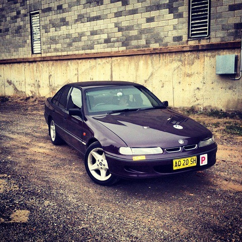 Picture of 1996 Holden Commodore