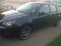 Picture of 2010 Ford Focus SES, exterior