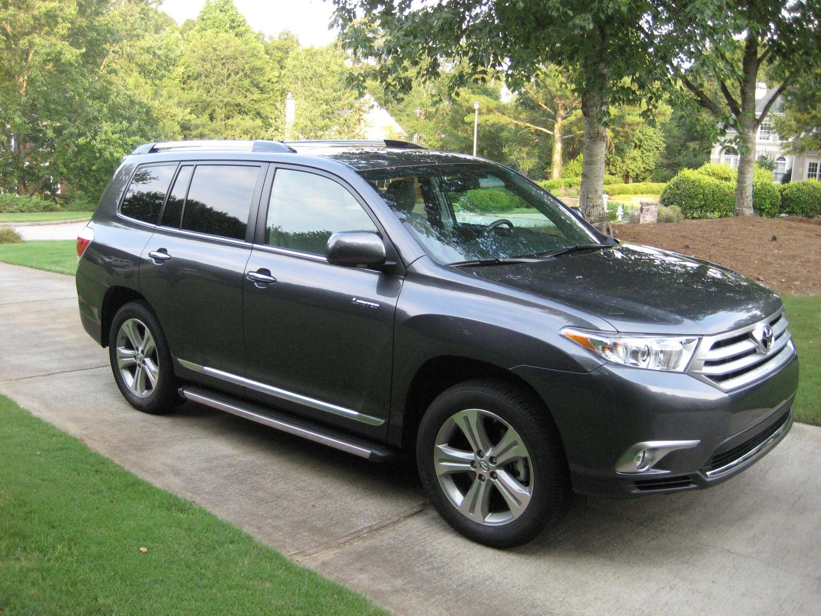 2012 Toyota Highlander Pictures Cargurus