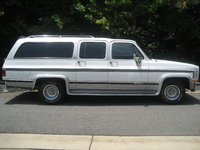 1989 Chevrolet Suburban Overview