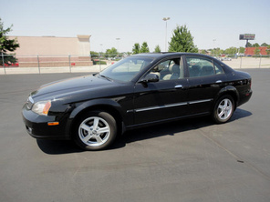 Picture of 2006 Suzuki Verona Luxury