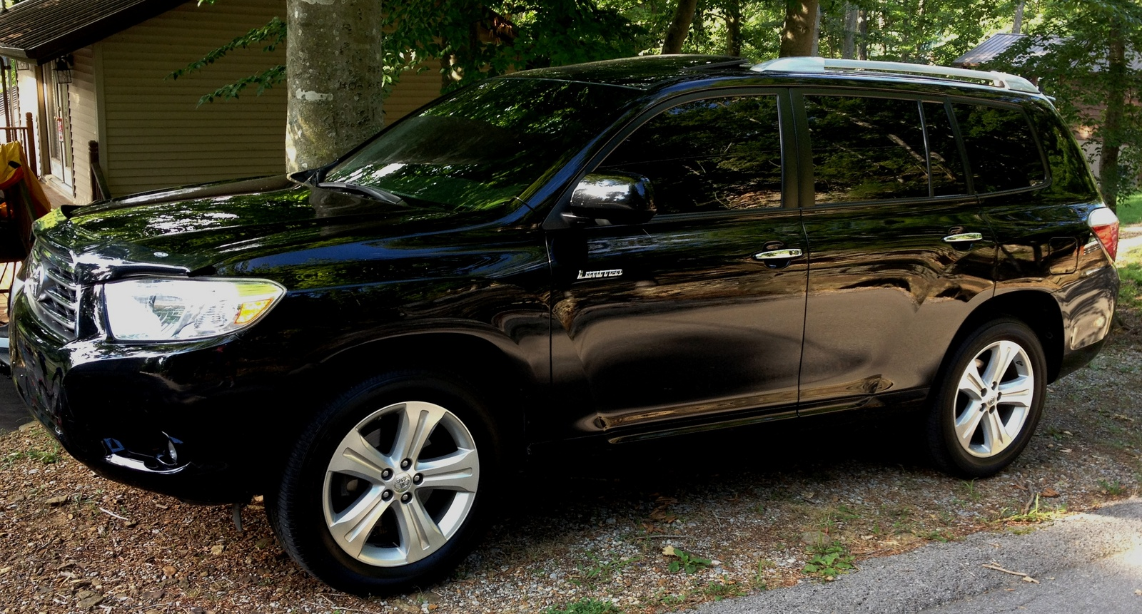 2007 toyota highlander hybrid exterior pictures cargurus. Black Bedroom Furniture Sets. Home Design Ideas