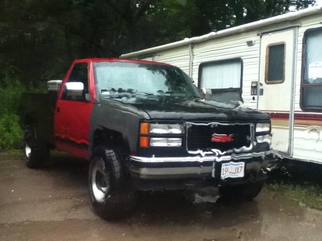 1999 Gmc Sierra Towing Capacity >> 1994 Chevrolet C/K 2500 - User Reviews - CarGurus