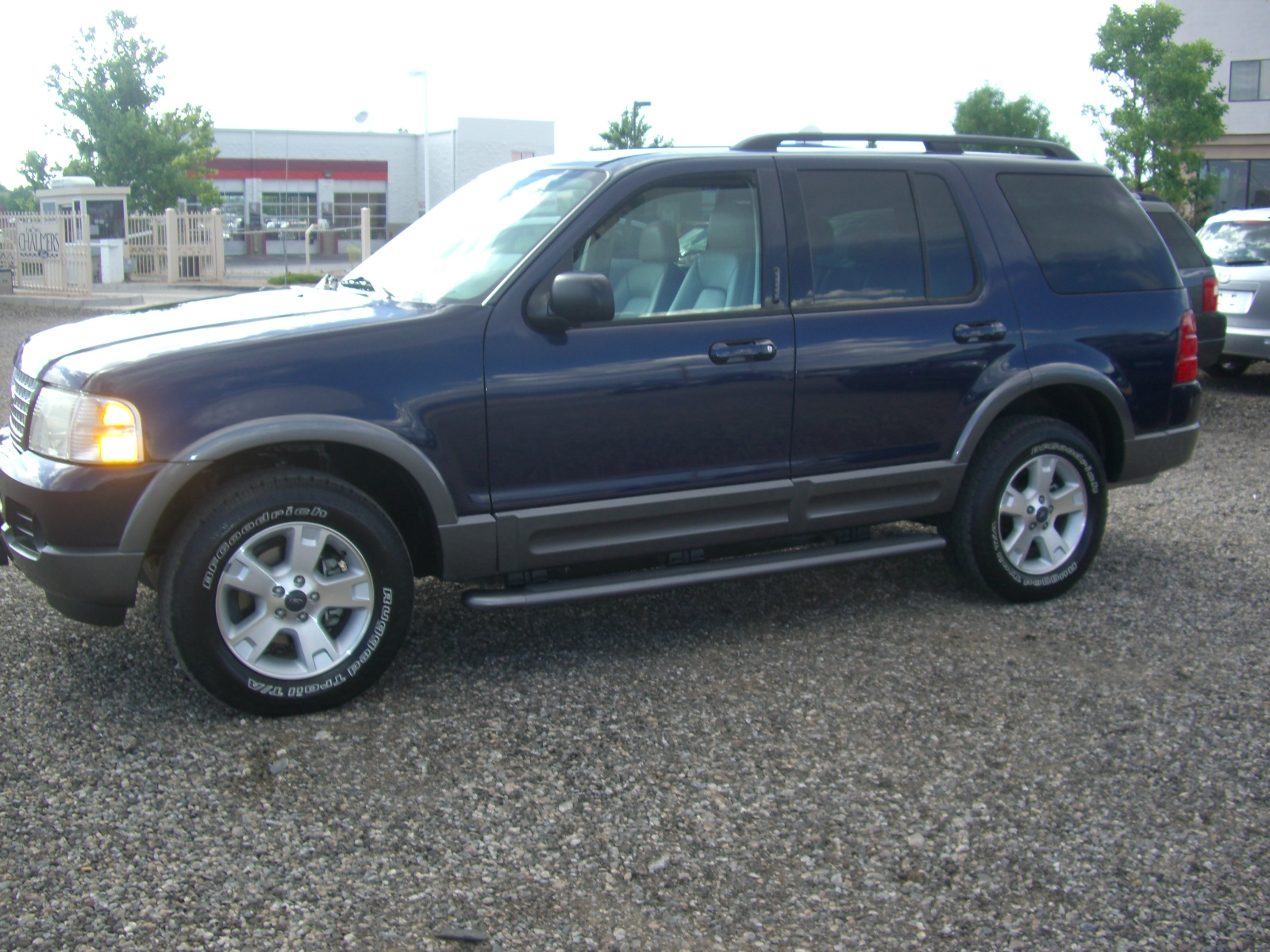 picture of 2003 ford explorer xlt sport v6 4wd exterior. Cars Review. Best American Auto & Cars Review