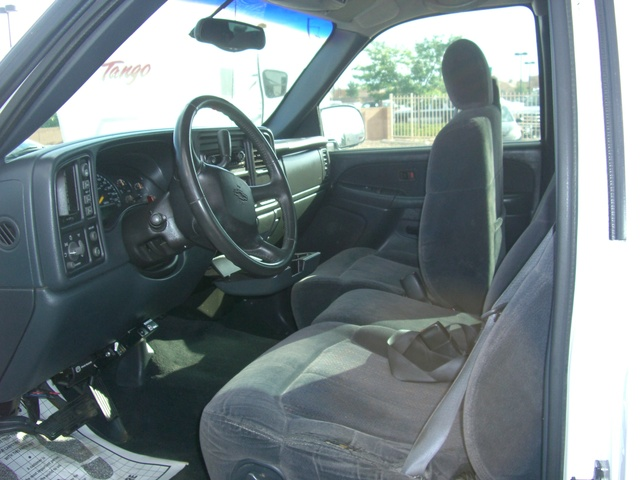Picture of 2000 Chevrolet C/K 2500 Extended Cab HD 4WD, interior, gallery_worthy