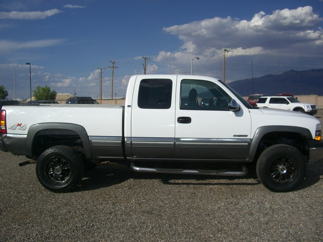Picture of 2000 Chevrolet C/K 2500 Extended Cab SB 4WD, exterior, gallery_worthy