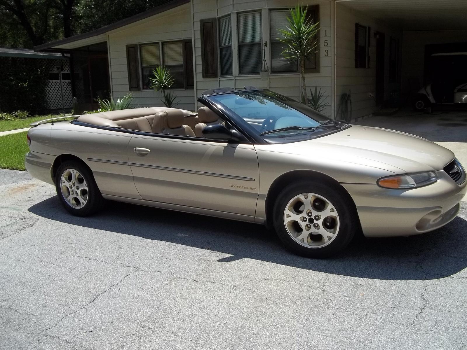 2000 Chrysler Sebring Exterior Pictures Cargurus