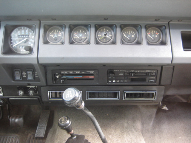 Picture of 1989 Jeep Wrangler Laredo, interior