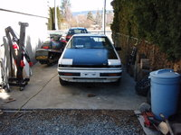 1985 Nissan 200SX Overview