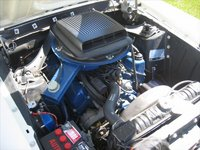 Picture of 1970 Ford Mustang Mach 1, engine