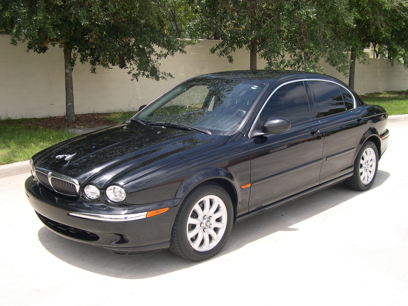 2003 jaguar x type exterior pictures cargurus. Black Bedroom Furniture Sets. Home Design Ideas