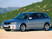 2001 Mazda 323 Overview