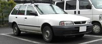 1996 Nissan Sunny Overview