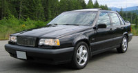 1995 Volvo 850 4 Dr Turbo Sedan picture, exterior