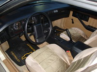 Picture of 1984 Chevrolet Camaro, interior