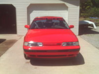 Picture of 1991 Mazda MX-6 2 Dr GT Turbo Coupe, exterior