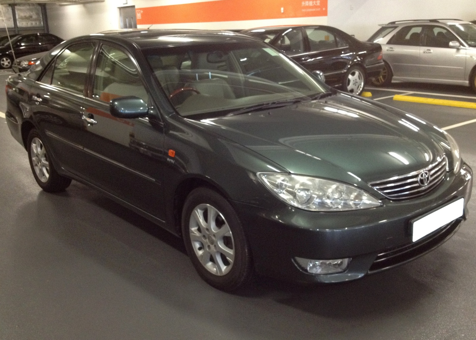 What S Your Take On The 2004 Toyota Camry