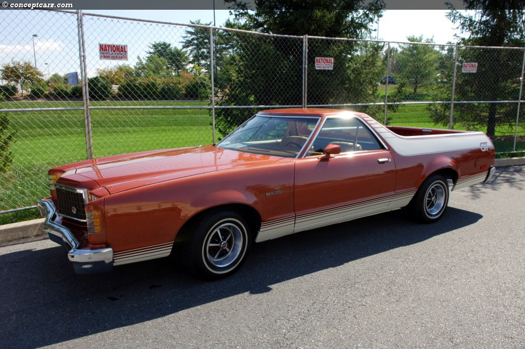 Ford Ranchero Questions - do you have any pictures of Ranchero 500 ...