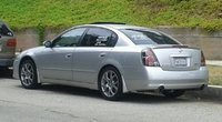 Picture of 2005 Nissan Altima SE-R, exterior