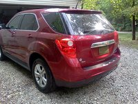 Picture of 2010 Chevrolet Equinox LS AWD, exterior