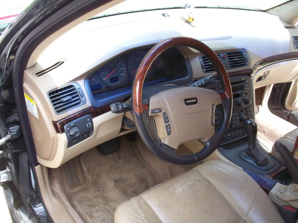 Volvo S80 2008 Interior 2000 Volvo S80 t6 Interior