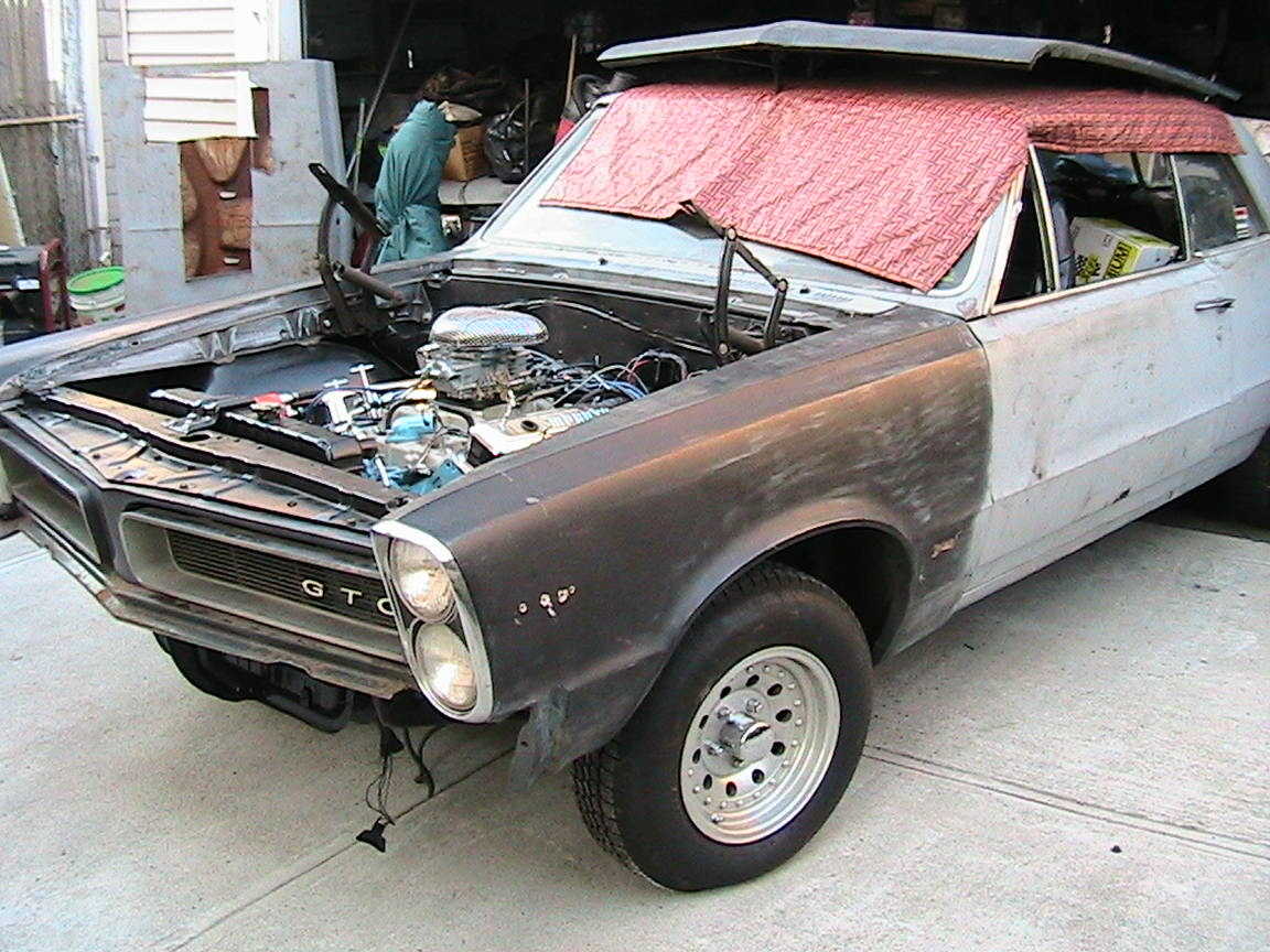 Pontiac Gto Questions How Much Is A 1966 Gto Worth In Need Of