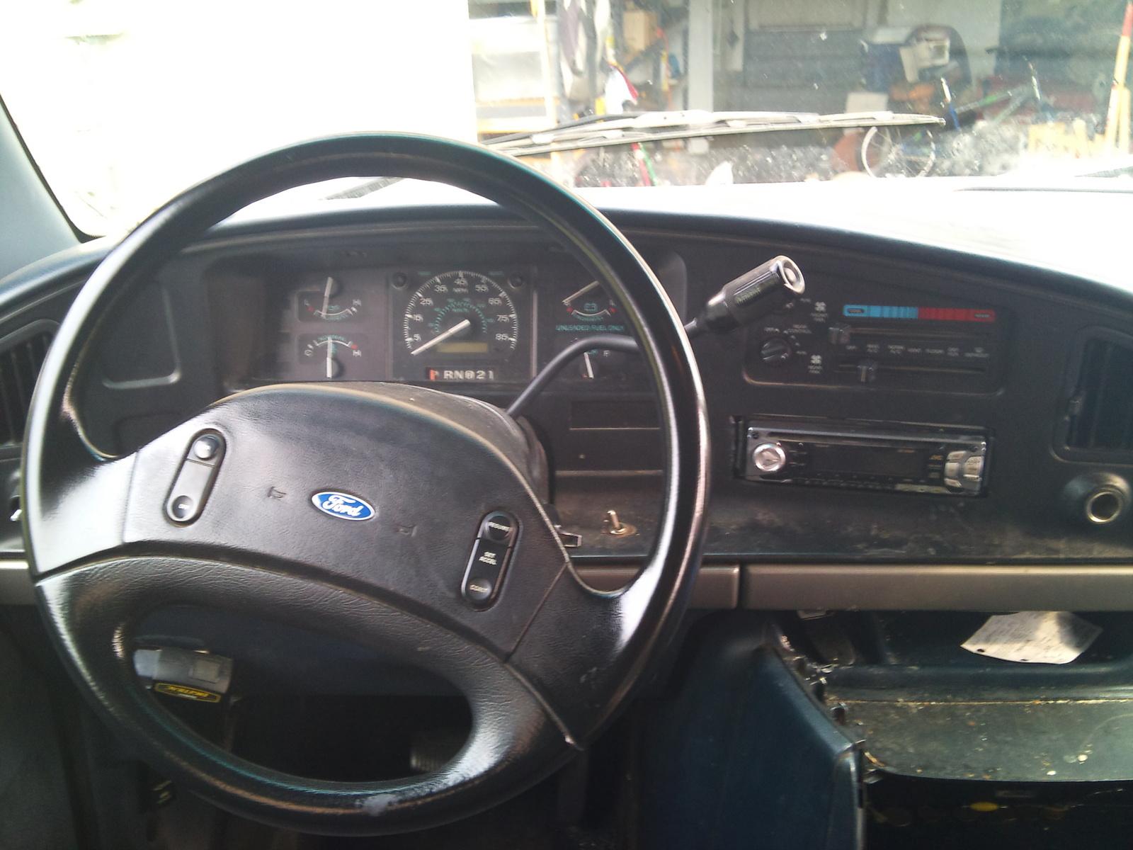 1994 Ford E 350 Interior Pictures Cargurus