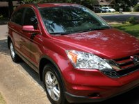 2011 Honda CR-V EX-L AWD picture, exterior