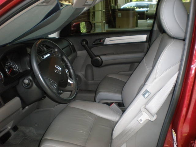 2011 Honda CR-V EX-L AWD picture, interior