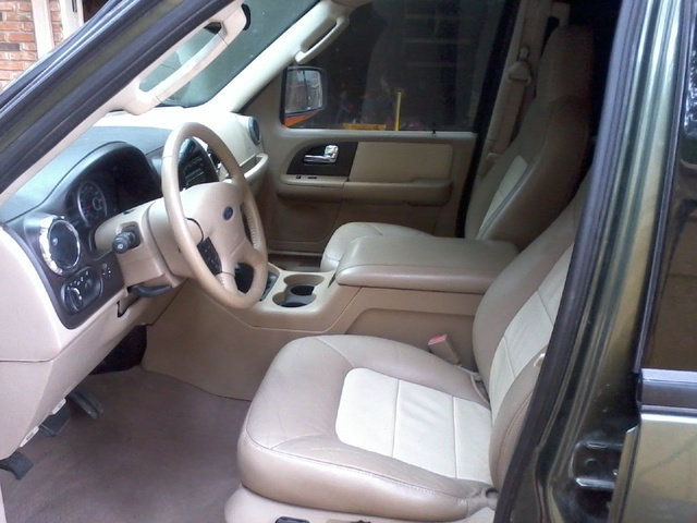 Picture of 2005 Ford Expedition Eddie Bauer, interior, gallery_worthy