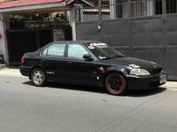 Picture of 1996 Honda Civic EX, exterior
