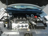 Picture of 2009 Ford Taurus X SEL AWD, engine, gallery_worthy