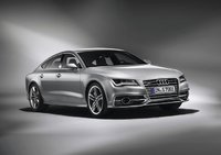2013 Audi S7, exterior right front quarter view, exterior, manufacturer, gallery_worthy