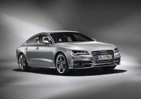 2013 Audi S7, exterior right front quarter view, exterior, manufacturer